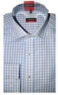 Eterna Shirt - 4553/12 X157 - Light Blue Check